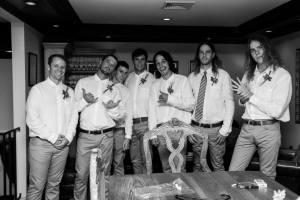 The boys wedding