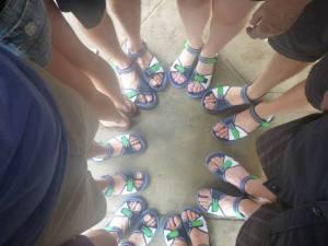 Thongs Niagra